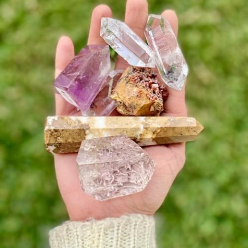 Ixchel Crystals
