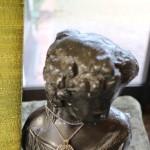 Pendant on Silver Statue