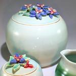 Ceramics by Pamela Montalbano