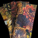 Handprinted Textile Napkins
