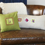 Pillows from LucyandJo