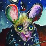 Sorcerer Mouse by Robin Senour