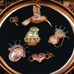 Copper Pieces by Patricia Healey
