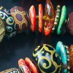 Lampwork Beads by Mountain Robbins