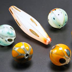 Lampwork Glass Beads from Allenes Beads
