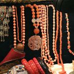 Antique Coral from Elle of California