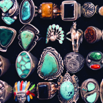 Antique and Vintage Rings from Sandy Schor