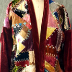 Patchwork Jacket by Suzi Click