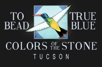 Colors Of The Stone - To Bead True Blue